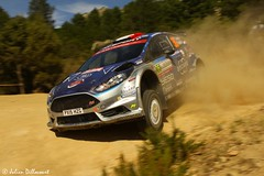Pierre-Louis Loubet / Vincent Landais (Julien Dillocourt) Tags: wrc world rally championship italia sardegna endless island alghero jumping dust jumpinginthedust pierrelouis loubet vincent landais ford fiesta msport r5 yeso oscaro