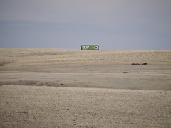 Boxcar in a field (John Csoka) Tags: northernpacific box car montana