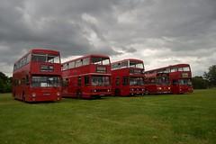 GHV 999N - KYN 447X - WYV 6T -  KJD 535P - GYE 394W (markkirk85) Tags: basildon bus buses rally ghv999n kyn447x wyv6t kjd535p gye394w ghv 999n kyn 447x wyv 6t kjd 535p gye 394w