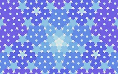 Pattern (Bug Rodgers) Tags: girih symmetry goldenratio pentagon star mathart quasicrystal tiling tessellation
