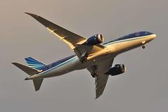 J20007 GYD-LHR (A380spotter) Tags: approach landing arrival finals outermarker fourmilesout 4miles belly boeing 787 8 800 dreamliner™ dreamliner vpbbs ordubad azerbaijanairlines azal azerbaijanhavayollariclosedjointstockcompany azərbaycanhavayolları ahy j2 j20007 gydlhr runway27l 27l london heathrow egll lhr