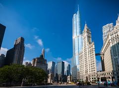 Chicago '12 (R24KBerg Photos) Tags: trumpinternationalhotel chicago chicagoriver illinois city windycity cityscape urban canon 2012