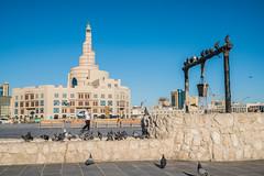 Doha Downtown (ReinierVanOorsouw) Tags: sonya7r sony middleeast middenoosten reizen travelling doha sonya7rii a7r a7rii reiniervanoorsouw reisfotografie reiniernothere reis reinierishere katar دولة قطر citytrip city citylife الدوحة катар 卡塔尔