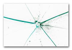 Broken glass HMM (PhotoChampions) Tags: macromondays broken