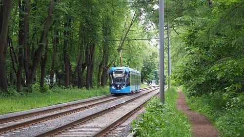 Moscow tram 31003 Vityaz-M