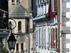 (MAGGY L) Tags: paysbasque églises lanterne façades rue dmcfz200