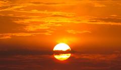 Hot Stuff (ArtGordon1) Tags: sunset summer july 2017 walthamstow london england uk davegordon davidgordon daveartgordon davidagordon daveagordon artgordon1 sky clouds cloud weather