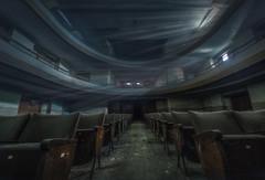 Licht (mphotographie2012) Tags: 2017 architektur bühne italien licht luce lucedelsole marodes stuhlreihen teatro theater urbex scadere sonnenstrahlen