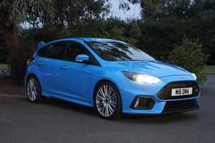 2017 Focus RS (supersev41) Tags: fordfocusrs car blue focusrs rs focus ford