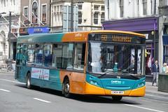 716 CN04 NRX (Phil1725) Tags: 716 cn04 nrx transbus dennis enviro 300 cardiff city bus transport alexander
