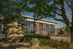 Daresbury Laboratory (joanjbberry) Tags: daresburylaboratory daresbury cheshire keckwicklane laboratory