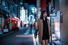 Ebisu Side Street (Jon Siegel) Tags: nikon d810 24mm sigma 14 ebisu tokyo japan japanese people night evening