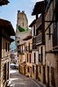 Calles medievales (Garte28) Tags: sigma burgos spain españa 30mm d90 nikond90 nikon summer frias village castillayleon casas house castle castillo