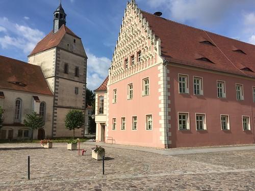 Rathaus und Frauenkirche