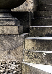 _MG_0408 Tread Warily (Alisonashton1) Tags: stone steps lines curves geometry geometricpatterns texture abstract effect stairs goingup comingdown shapesinstone