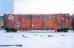 GM&O 54242 (Chuck Zeiler) Tags: gmo 54242 railroad box car boxcar freight chicago chuckzeiler chz