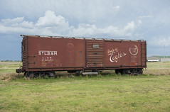 Box Car from Another Time (joemcmillan118) Tags: kansas horace boxcar stlbm missouripacific