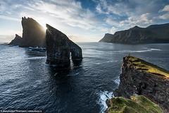 Faroe Islands (skarpi - www.skarpi.is) Tags: faroeislands færeyjar faroes drangfar gasadalur leitisvatn saksun sorvogsvatn thorshavn mykines seascape phototour phototravel photoworkshop arctic arcticexposure