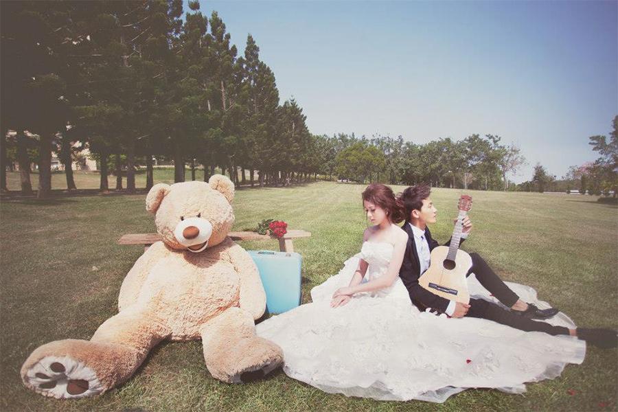 韓系婚紗 婚紗攝影
