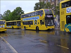 Yellow Buses SN17MTY 204 (welshpete2007) Tags: yellow buses sn17mty 204