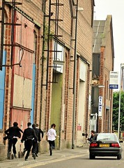 27888 (benbobjr) Tags: lincoln lincolnshire midlands eastmidlands england english uk unitedkingdom gb greatbritain britain british trittonroad beevorstreet warehouse factory industry industrial elizabethbeevor ccellison vicarofbracebridge rectorofboultham rustonproctorandco rustonandhornsby rustonbucyrus universityoflincoln university college student students teacher teaching education degree