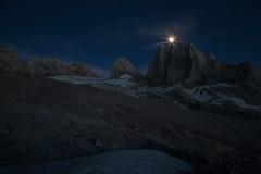 expo-8298 (ernst.scherr) Tags: grã¼n adamekhütte gosau dachstein salzkammergut gletscher schnee natur mondaufgang mondlicht sonnenuntergang alpen pflanzen