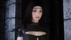 Teani assassin (thrawas) Tags: skyrim mod mods enb armor woman character