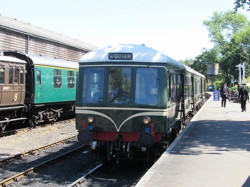 Tenterden: Kent and East Sussex Railway (Kent)