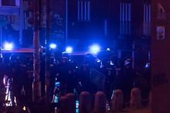G20 Hamburg: Schanzenviertel #9 (dustin.hackert) Tags: g20 hamburg krawalle nog20 polizei roteflora sek schanze schanzenviertel schulterblatt schwarzerblock tränengas vandalismus wasserwerfer