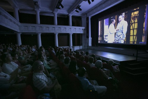 Streaming de la ópera 'Madama Butterfly' desde la Fundación Cajasol (2)