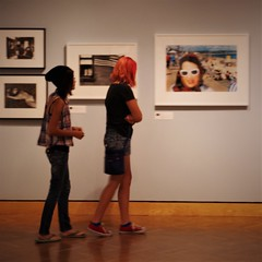 Pop Art (michael.veltman) Tags: minnesota minneapolis institute of art mia photography exhibit girls pop