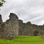 Old Inverlochy Castle, Fort William thumbnail