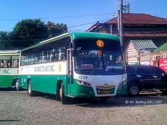 Baliwag Transit, Inc. 1258 (PBF-Mr. Beeboy 901) Tags: baliwagtransitinc bti 1258 daewoobv115 doosande12tis santarosamotorworksinc columbianmanufacturingcorp