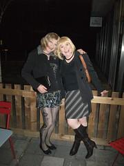 Catching Up With Gillian (rachel cole 121) Tags: tv transvestites transgendered tgirls crossdressers cd