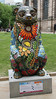 Sweet William (ahisgett) Tags: birmingham children's hospital charity wild art big sleuth 2017 bearmingham bear