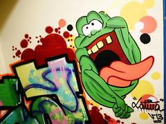 P1370056 (Piterpan23) Tags: paris paris13 streetart batk13 latina