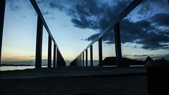 Ponte da Saudade (pacatatu) Tags: paquetá bridge ponte saudade twilight crepusculo