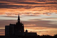 London (richard.mcmanus.) Tags: london england sunrise uk chapel unionchapel building clouds sky mcmanus architecture