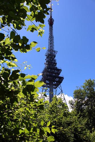 Funkturm auf dem Geissberg