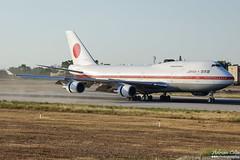 Japan Air Self-Defence Force (JASDF) --- Boeing 747-400 --- 20-1101 (Drinu C) Tags: adrianciliaphotography sony dsc rx10iii rx10 mk3 mla lmml plane aircraft aviation 747 military bizjet privatejet japanairselfdefenceforce jasdf boeing 747400 201101