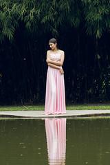 De niña a mujer (Zerker /Photography) Tags: quince quiceañera 15 xv girl women fifteen flower flor pink dress rosa rosado vestido green session sesion
