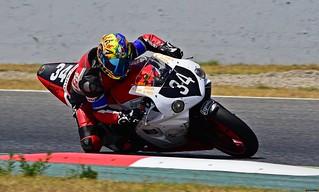 HONDA CBR RR 600 / Alberto Ventura / Álex Reyes / Mario Litran / Marc Cabello / Team Project GP