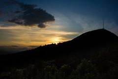Pisgah Sunset (Jonathan D. Edwards) Tags: blueridgeparkway pisgah summer sunset mountains wnc westernnc