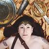 Wonder Woman / 158.365 (sadandbeautiful (Sarah)) Tags: me woman female self selfportrait 365daysx8 365days day158 wonderwomanaccessories