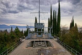 Puglia military ship