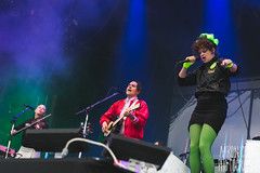 Arcade Fire (Strangelove 1981) Tags: 2017 arcadefire dublin malahidecastle live gig concert band music performance ireland willbutler regine chassagne reginechassagne
