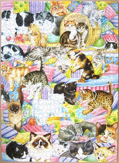 Feline Friends (Janet Skiles)