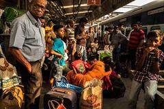 New Delhi Railway Station (Stéphane Mathé) Tags: new delhi railway station
