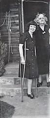 A+Nice+Girl+with+One+Leg (jackcast2015) Tags: handicapped disabled disabledwoman cripledwoman onelegwoman oneleggedwoman monopede amputee legamputee crutches crippledwoman
