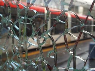 Broken Window. HMM.